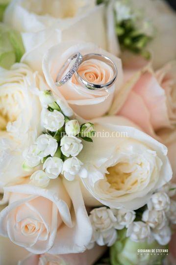 Bouquet sposa floreale