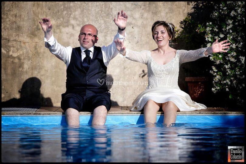 Acqua per gli sposi