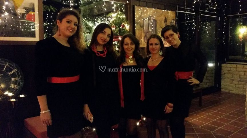 Sisters christmas privateparty