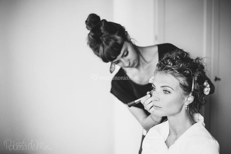 Make up matrimonio