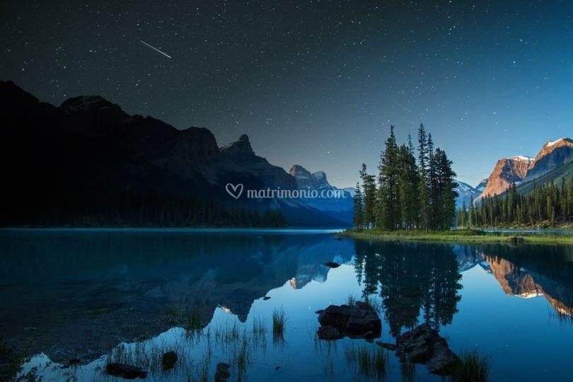 Canada, Maligne Lake