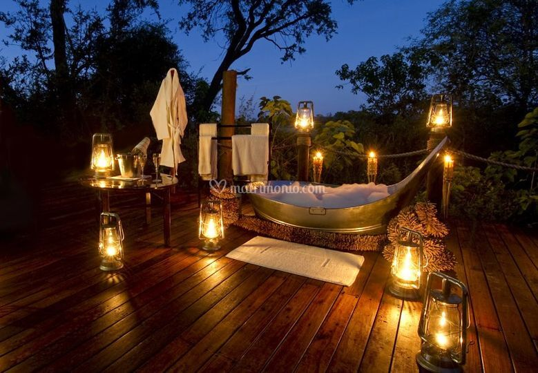 Botswana, Lodge