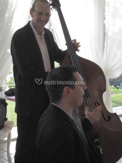 Duo piano contrabbasso