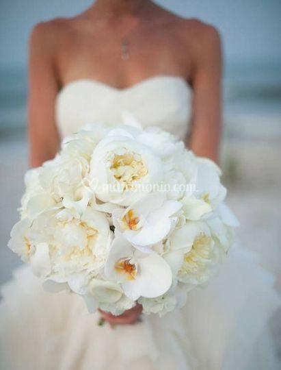 Bouquet toscana wedding