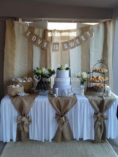 Torta nuziale toscana wedding