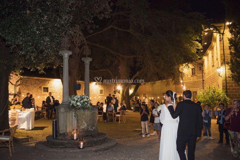 Sposi a Castello