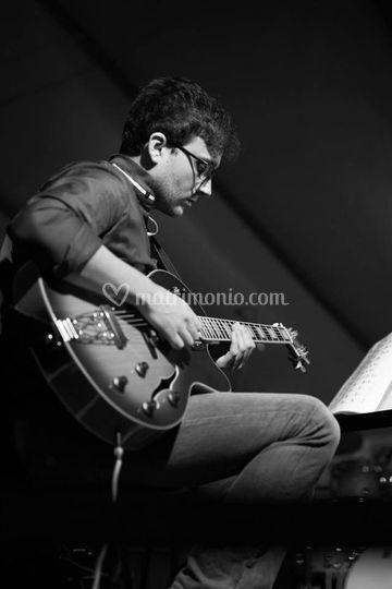 Mariano Colombatti, chitarra