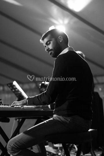 Daniele Bruno, pianoforte