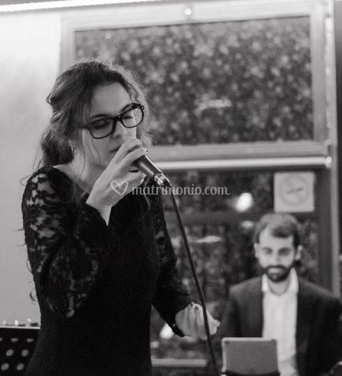 Ilaria Zago, voce