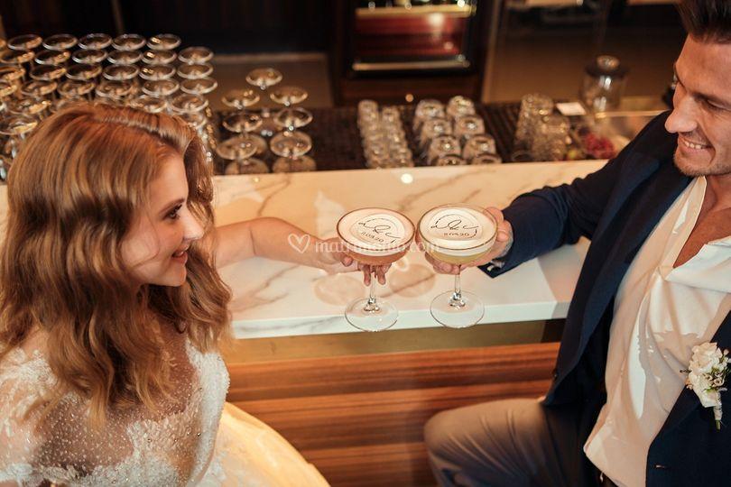 Cocktail...date Wedding!