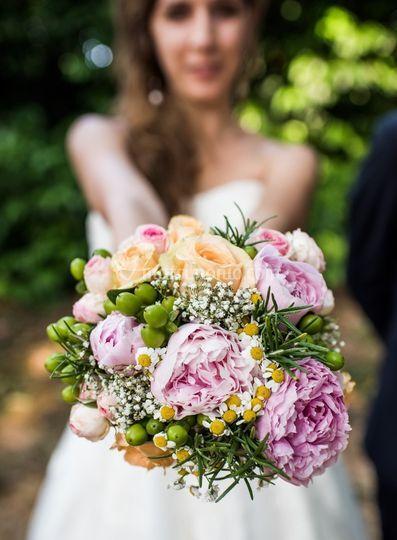 Il bello dei colori..bouquet