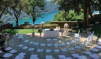 Villa del Cardinale - Punta San Michele 1