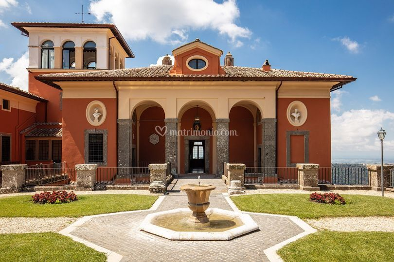 Villa del Cardinale - Punta San Michele