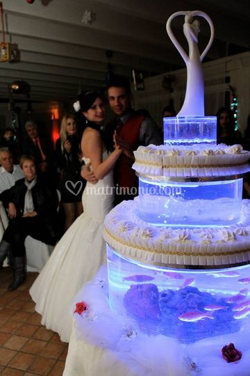 Matrimonio Litorale Romano : Magic reef