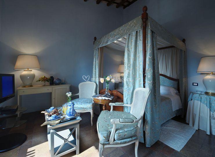 Una delle nostre suite