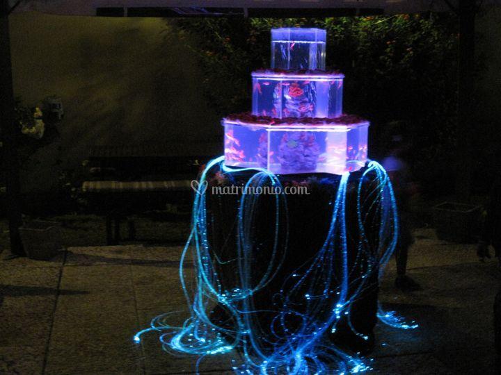 Crystal con fibre ottiche