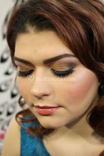 Make-up Cerimonia