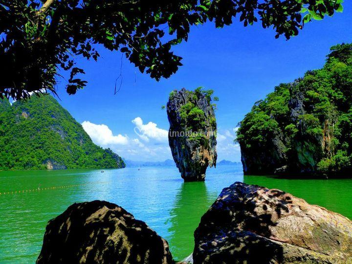 Thailandia - James Bond Island