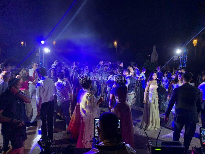 Sikh Wedding dance9
