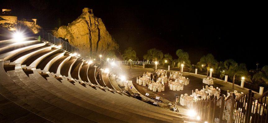 Il Castello e l'Anfiteatro