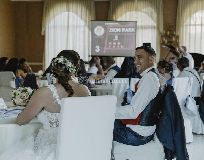 Gli sposi soddisfatti