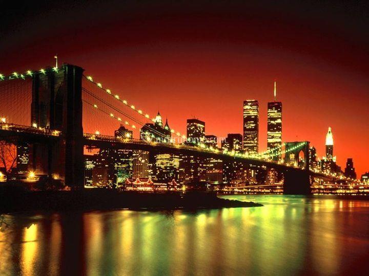 Usa - New York - Notturno