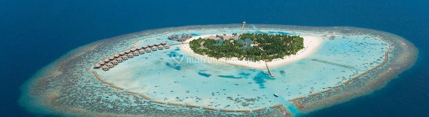 Maldive - Vakarufalhi