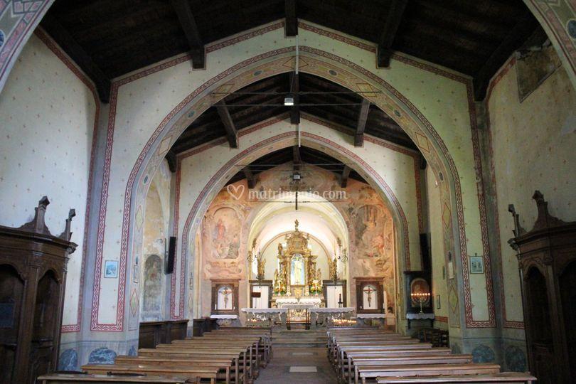 La Chiesetta di S. Maria