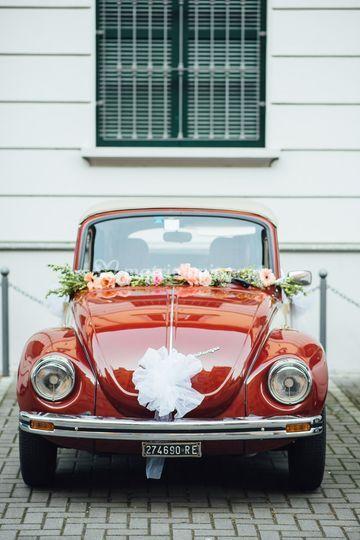 Maggiolino rosso