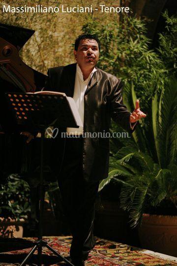 Tenore Massimiliano Luciani