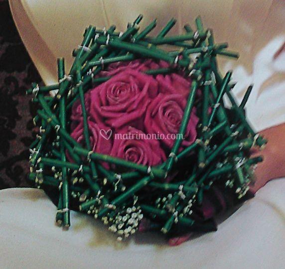 Boquet rose