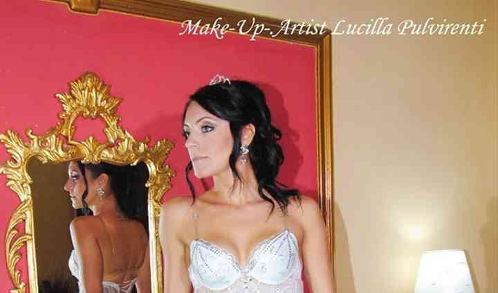 Body painting sposa