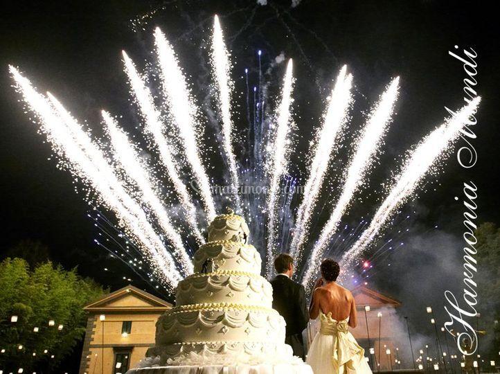 Conchiglia di Harmonia Mundi Fireworks