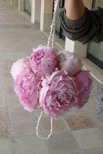Bouquet braccialetto