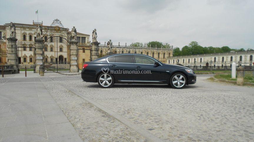 Lexus blu