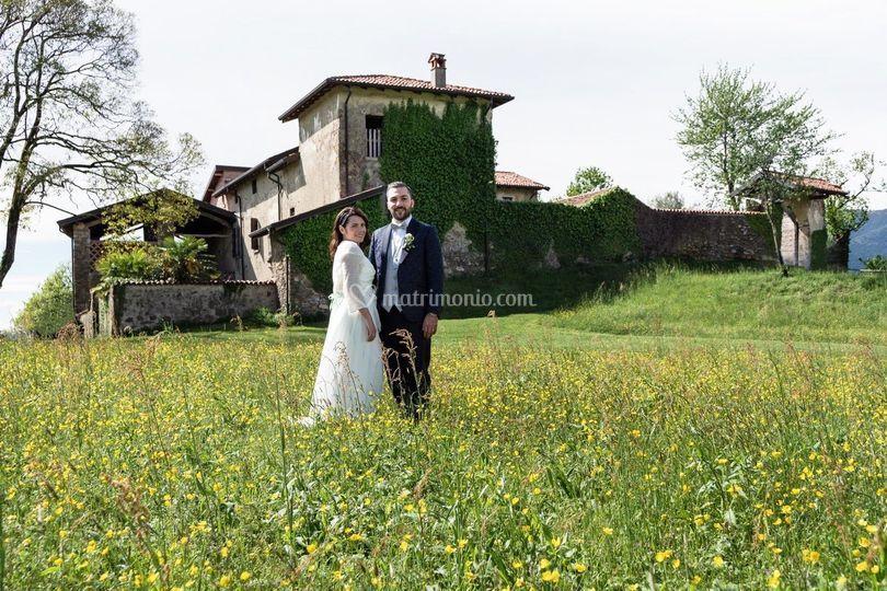 Sposi con Cascina