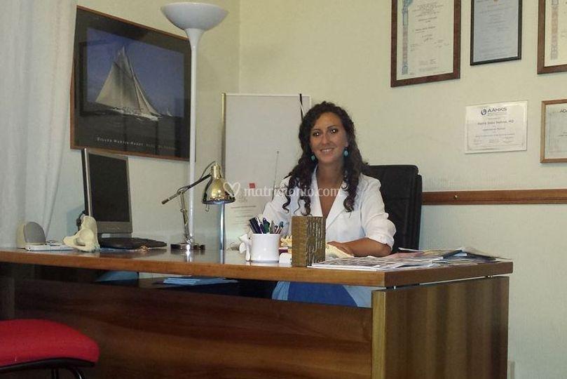 Dott.ssa Chiara D'Anna Biologa Nutrizionista