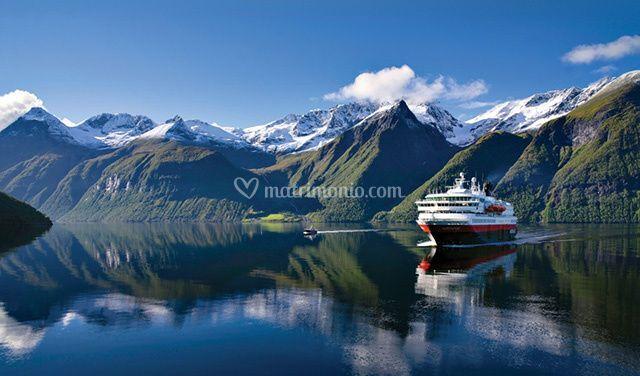 Viaggio di nozze in Norvegia