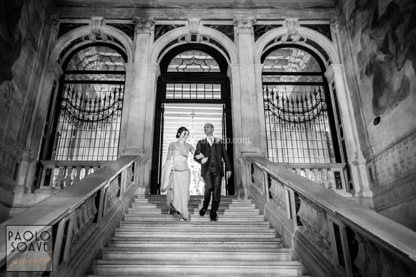 Matrimonio a Venzia