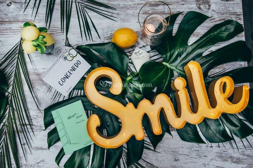 Tropical & Lemons