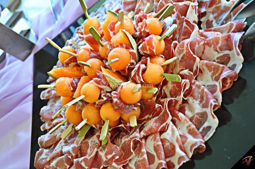 Buffet Rustico Matrimonio : Buffet rustico di lorenzo pasquali catering banqueting foto