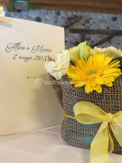 Menù County-Chic 2015