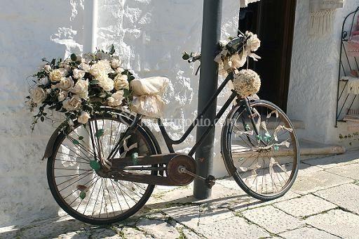 Bicicletta sposo