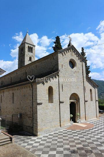 Chiesa di San Siro di Struppa
