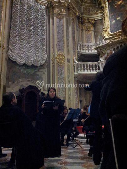 Cantata di Bach