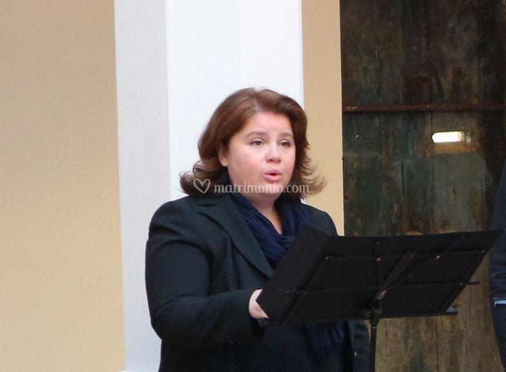 Chiara Longobardi - Soprano