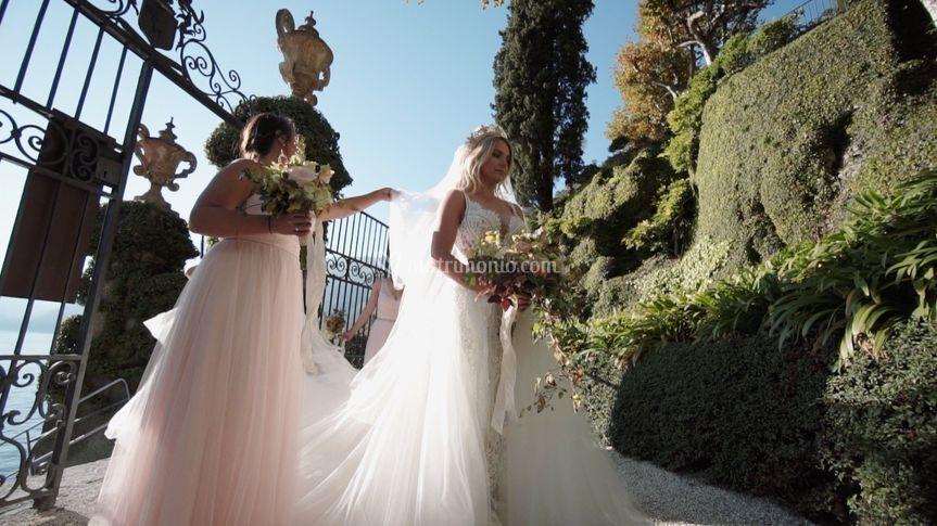 Balbianello Bride