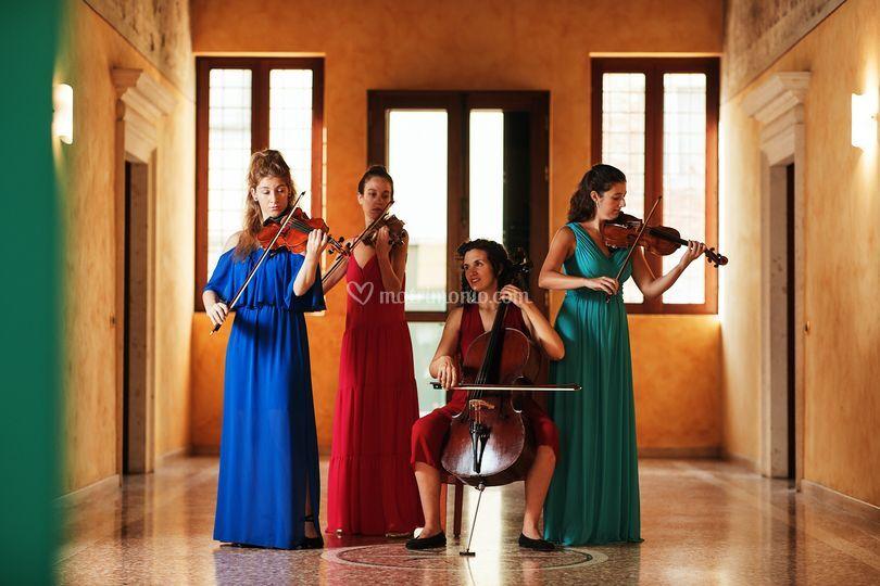 Quartetto Arabesque