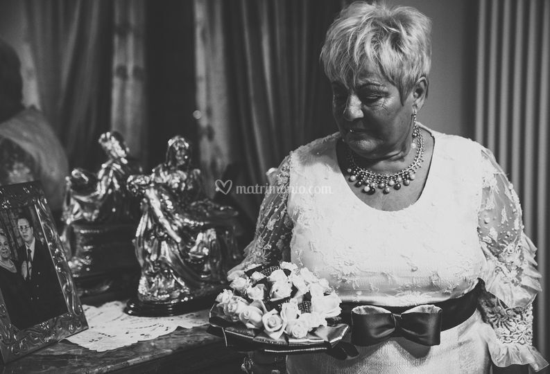 Antonia 50 anni di matrimonio