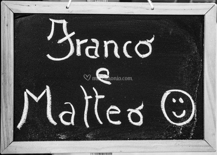 Matteo e Franco
